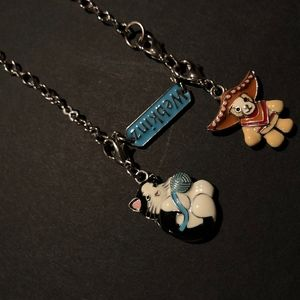 Webkinz Charm Necklace